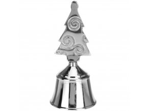 Stolní zvonek s úchytem v podobě anděla