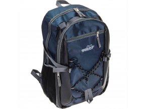 Pohodlný batoh, sportovní, školní  barva modrá, 18 l