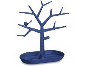 Stromeček na šperky Pi:p,velikost M - barva modrá, KOZIOL