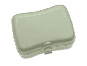 Lunch Box BASIC eucalyptus green