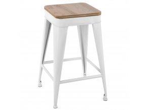 Barový stolek, minimalistický nábytek ideální do domácnosti či restaurace