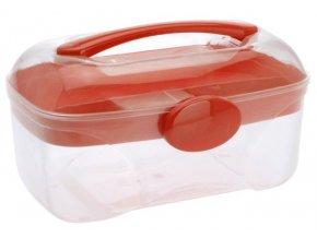 Víceúčelový kontejner na drobnosti, box