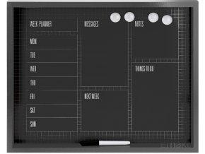 Magnetická poznámková tabule MEMOBOARD   Emako