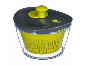 Odstředivka na saláty, skvělá vychytávka do kuchyně pomůže osušit umytý salát nebo bylinky za několik okamžiků