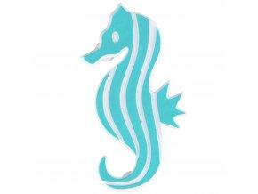 Protiskluzové samolepky 5 ks, dekorativní, mořští koníci, WENKO