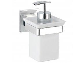 Dávkovač mýdla Formia společnosti WENKO s inovativním montážním systémem Express-Loc