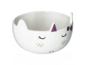 Keramická dekorativní mísa ve tvaru jednorožce, miska pro dítě a milovníka módních gadgetů