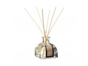 Aroma difuzér s vanilkovým éterickým olejem, unikátní vůně do interiérů na bázi parfémů