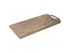 Kuchyňská deska pro krájení  MANGO WOOD obdélníkové