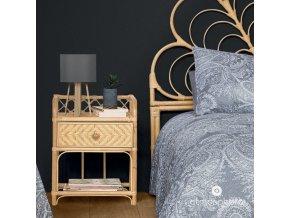 Noční lampička, skvělý umělý zdroj světla v originálním provedení
