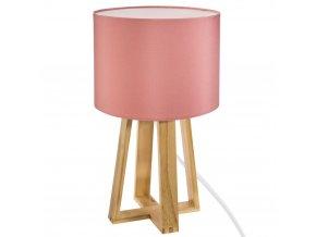 Stolní lampa osvítí všechny tmavé místnosti a vnese do nich útulnou atmosféru