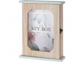 Skřínka na klíče – dekorativní box na drobnosti