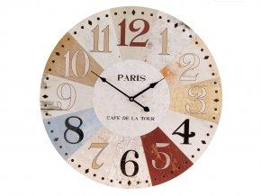 Nástěnné hodiny PARIS - kulaté Ø 60 cm