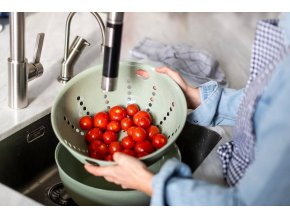 Miska 5 l. PALSBY L - barva zelená organic, KOZIOL