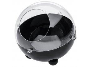 Box pro kapsle kávy ORION SMALL- barva černá