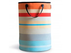 Taška na prádlo, výjimečný koš z tuhého materiálu do ložnice