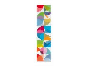 Stírací tabule na fixe, nevšední dekorativní doplněk