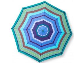 Skládací vícebarevný deštník do kabelky