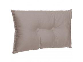 Obdélníkový polštář , velký prošívaný polštář pro obývací pokoj