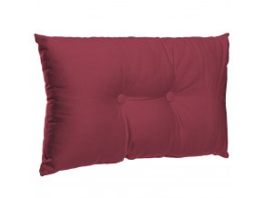 Prošívaný obdélníkový polštář, velký dekorativní polštář pro obývací pokoj