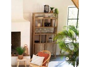 Skleněná nádoba na potraviny, ozdobná nádoba s víkem pro skladování