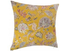 Dekorativní polštář se vzorem pro obývací pokoj, velký měkký polštář
