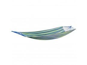 Zahradní houpací síť, textilní EL PASO, 150x200cm, mordá barva