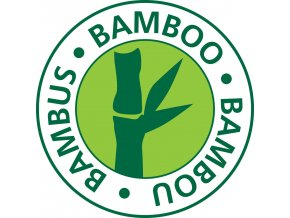 Kontejner na prádlo s bambusovým rámem a rukojetí, pytel na prádlo - 40 x 60 x 35 cm, WENKO