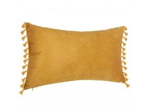 Dekorativní polštář s okrajem na boku, měkký materiál kryt s dekorativními prvky