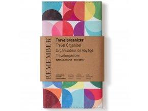 Cestovní kufřík, stylová taška na vizitky