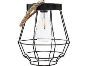 Zahradní lucerna LED solární lampa závěsná zahradní dekorace