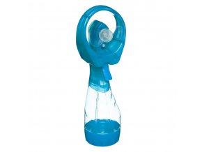 Ruční zvlhčovač vzduchu s pračkou a větrným mlýnem, modrý