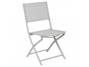 Skládací zahradní židle, Balkon, Šedá