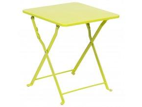 Balkón stůl, skládací turistický stůl, barva vápna