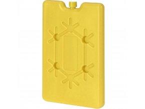 Chladicí kazeta pro turistické chladničky, balení po 2, žlutá