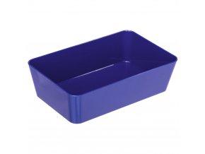 Candy BLUE skladovací kontejner - 22x14 cm, WENKO
