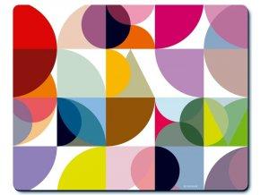 Podložka pod myš, barevná protiskluzová podložka na desce