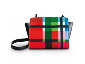 Dámská taška přes rameno s moderním designem, originální příslušenství pro jakýkoli styling