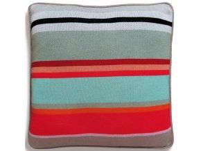 Povlak na polštář, pletené dekorativní dekorace pro obývací pokoj