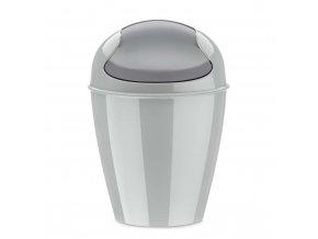Odpadkový koš 0,9 l. DEL XXS