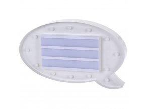 Světlo box lampa, schopnost vytvořit si vlastní nápis pověsit na zeď nebo dát na zásuvkové skříně
