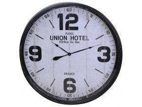 Nástěnné hodiny, kulaté, Ø90 cm Union Hotel