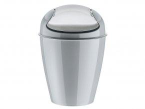 Odpadkový koš DEL XS, 2 l - barva šedá, KOZIOL