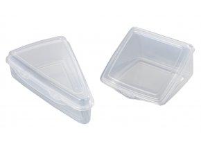 Boxy pro uskladnění sýrů - 2 ks, WENKO