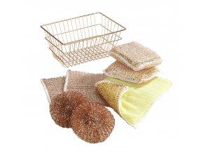 Kuchyňská sada na čištění - 8 kusů v sadě,WENKO