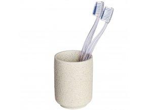 Kontejner na zubní kartáček GOA NEO - béžová, WENKO