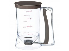 Dávkovač pro kuchyňské pečení, DISTRIBBUTOR, 1 litr