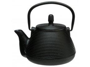Litinová konvice na přípravu čaje - 1 L