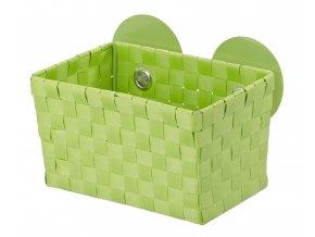 Organizátor koš na drobné předměty Fermo WENKO, stylový kontejner namontovaný na zeď Static-Loc