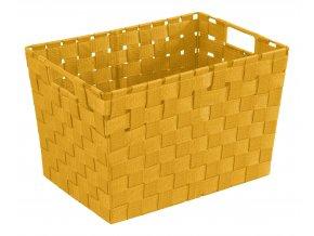 ADRIA ORANGE - skladovací kontejner, velikost M, WENKO